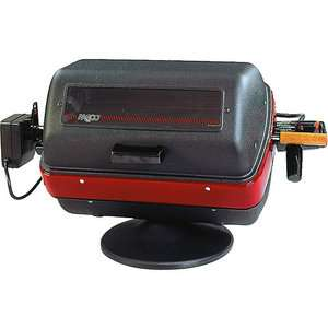 Meco 1500 Watt Deluxe Electric Table Top Grill with Rotisserie