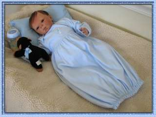 Sammie by Adrie Stoete Real Reborn Baby Doll Sweet Baby Boy no Animal
