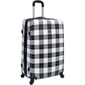 Travelers Club 28 Hard Side Expandable Rolling Upright Luggage