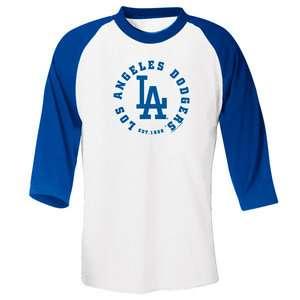 Los Angeles Dodgers Game Great 3/4 Sleeve Raglan Tee