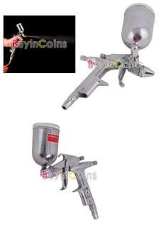 Spray Gun Sprayer Air Brush Alloy Painting Paint Tool