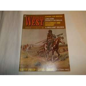 Golden West Magazine November 1968 (Trues Stories of the Old West