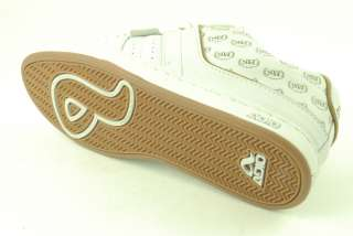 Adio Skate Shoes New High Quality Shaun White   White Gold Gum Size 8
