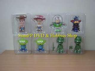 Hot Toys Cosbaby 3 Toy Story Boxset 7+1secret INSTOCK
