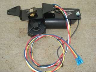 1955 56 Chevy Passenger Wiper Motor 12 Volt New Port